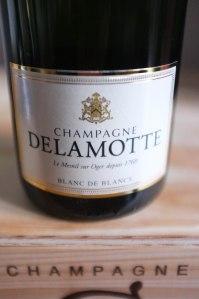 Champagne Delamotte Brut Blanc de Blanc