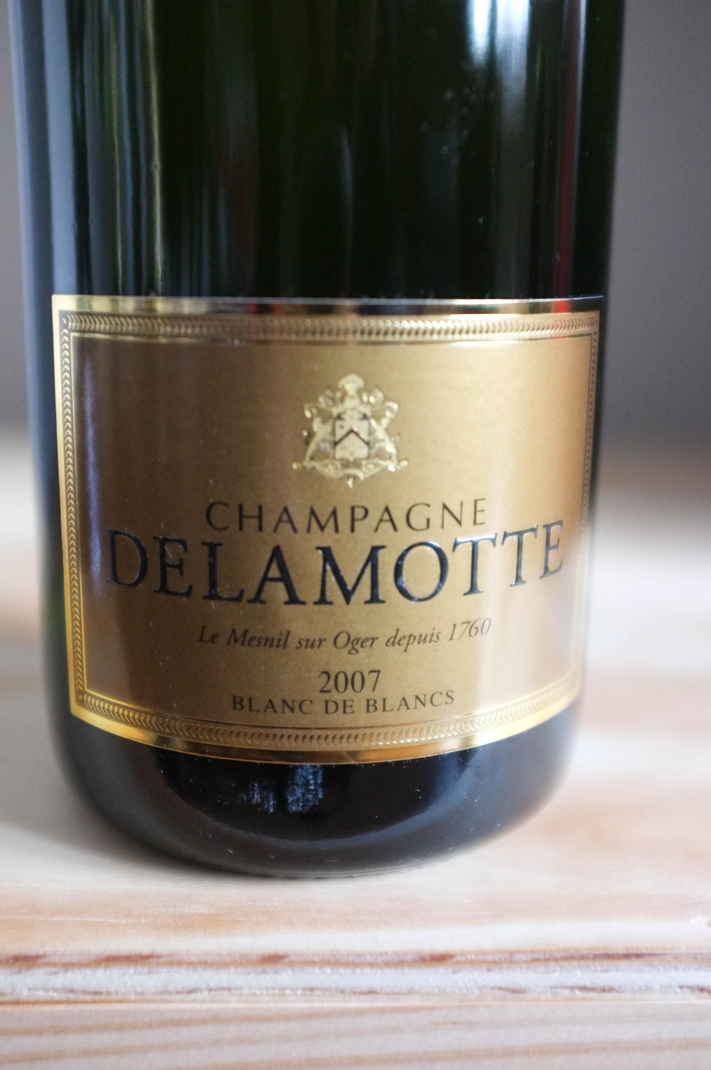 D gustation champagnes salon delamotte l 39 astringent for Champagne delamotte brut prix