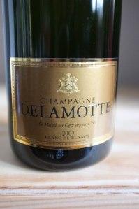 Champagne Delamotte Brut Blanc de Blancs 2007