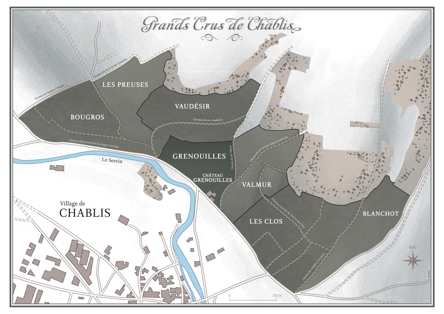 Grands Crus Chablis