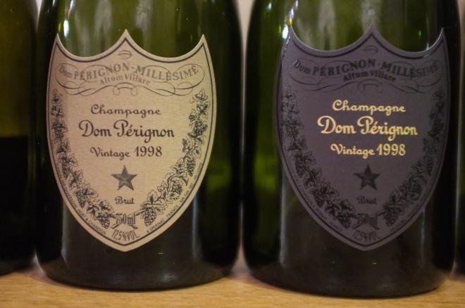 Dom Pérignon 1998, Dom Pérignon 1998 P2