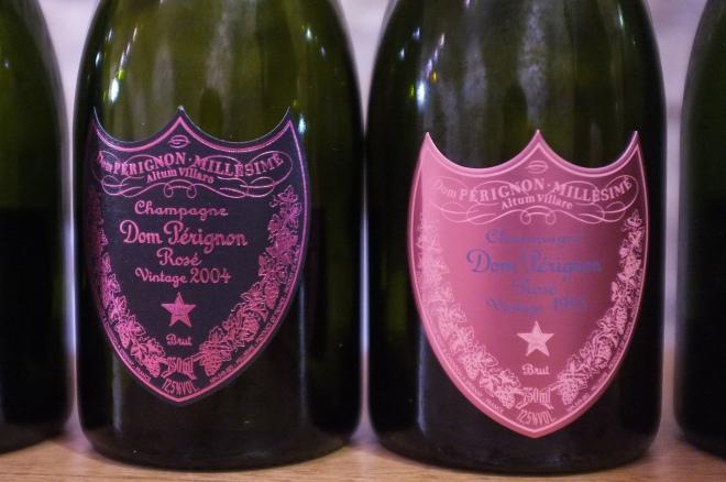 Dom Pérignon Rosé 2004, Dom Pérignon Rosé 1995 P2