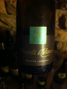 Bourgogne Blanc, L'Interdit D'Amour, Domaine Lassagne