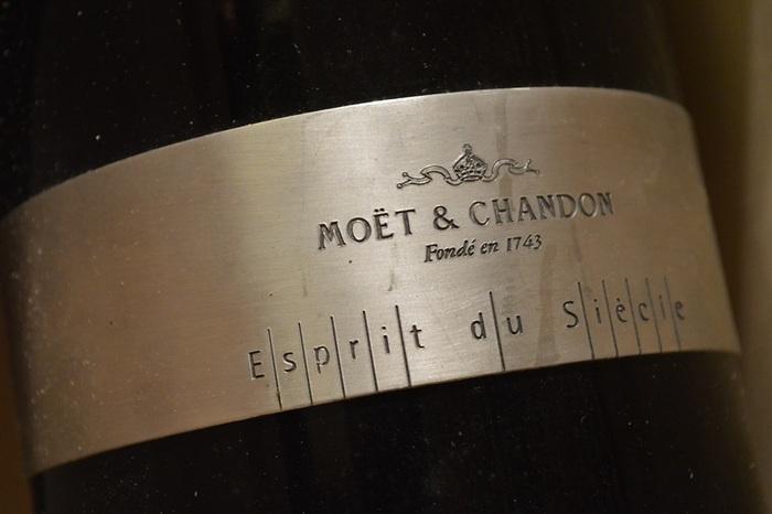 Moët & Chandon - L'Esprit du Siècle