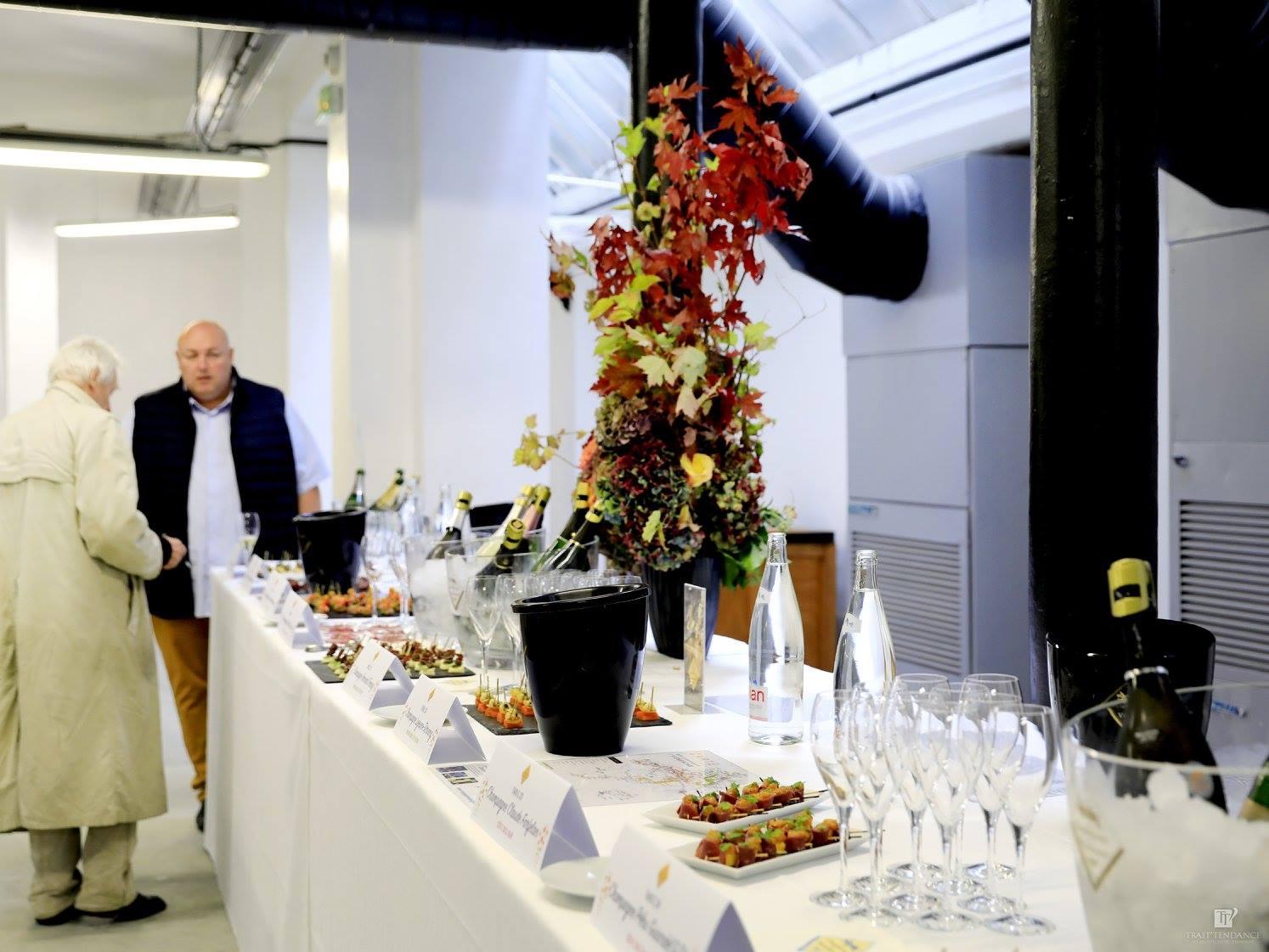 Geoffrey Orban Educavin - La Grande Dégustation 2017 Champagne de Vigneron