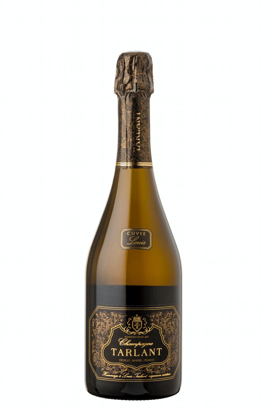 champagne Tarlant cuvée Louis - Champagne de vignerons