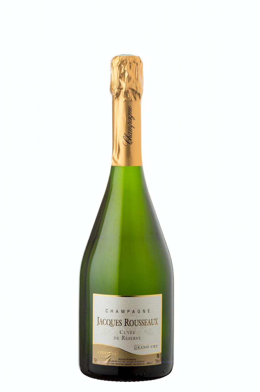 Champagne Jacques Rousseaux Cuvée de Réserve Grand Cru Verzenay