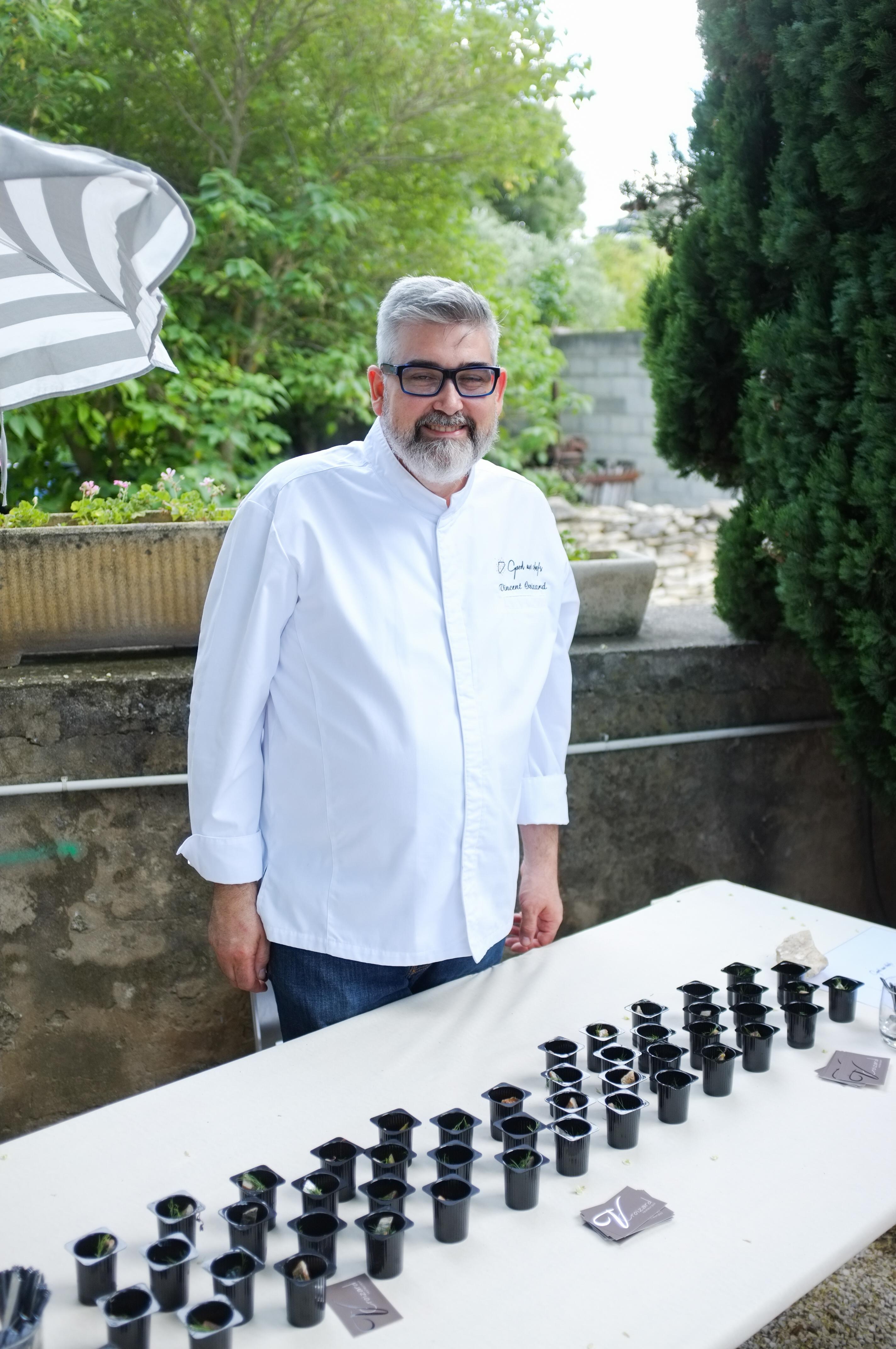 Couleur Tavel atelier dégustation verrines Vincent Croizard.jpg