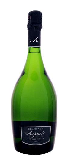 Champagne Aspasie cépages d'antan